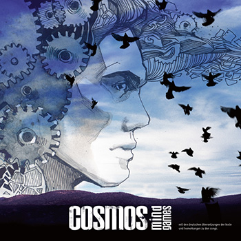 CD-Cover Mindgames Cosmos