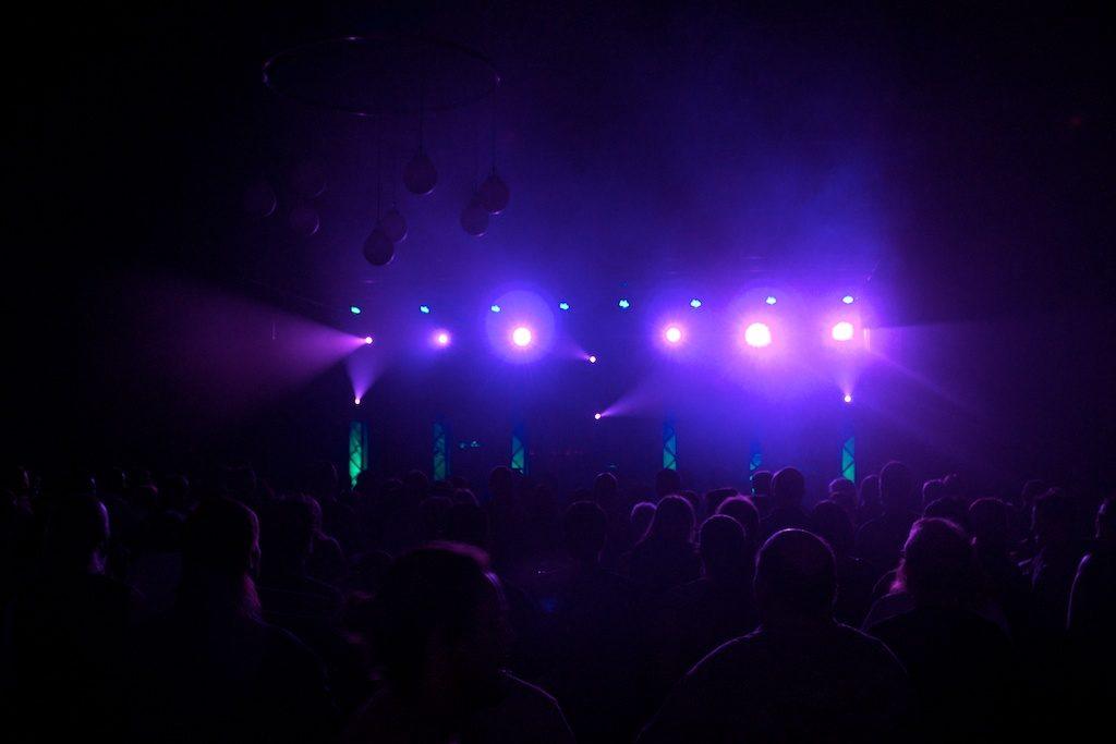 CD-Taufe in der Konzepthalle 6, Thun, 2012
