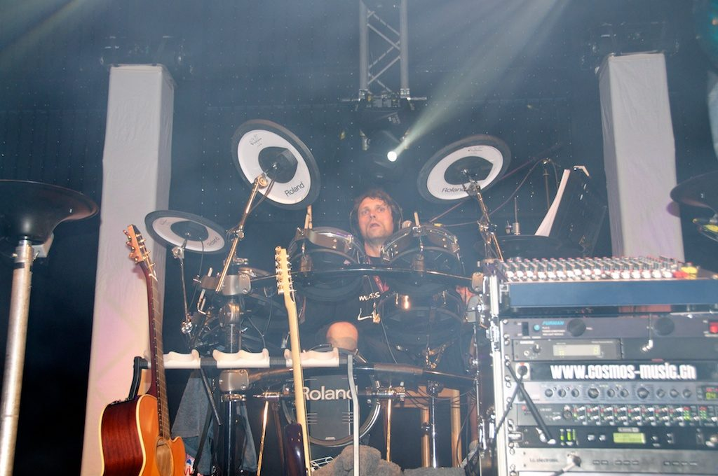 CD-Taufe in der Konzepthalle 6, Thun, 2012